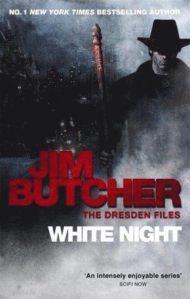 bokomslag White Night