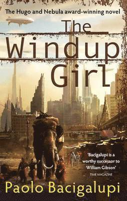 bokomslag Windup girl