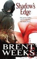 bokomslag Shadow's Edge: Book 2 of the Night Angel