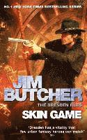 bokomslag Skin Game: The Dresden Files, Book Fifteen