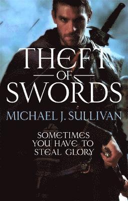 bokomslag Theft Of Swords: The Riyria Revelations