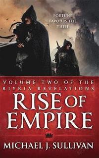 bokomslag Rise Of Empire