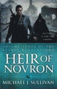 bokomslag Heir Of Novron: The Riyria Revelations