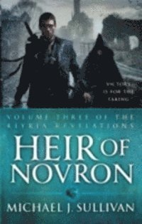 bokomslag Heir of novron - the riyria revelations