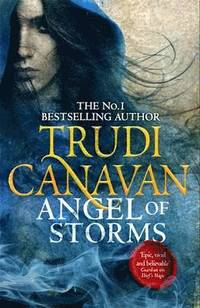 Angel of storms - book 2 of millenniums rule