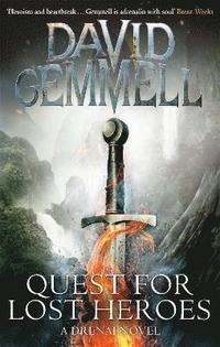 bokomslag Quest For Lost Heroes