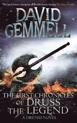 bokomslag The First Chronicles Of Druss The Legend