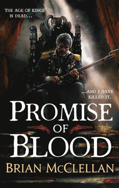 bokomslag Promise of Blood