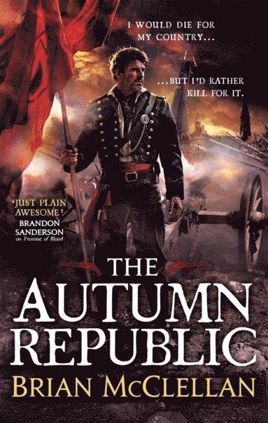 bokomslag The Autumn Republic