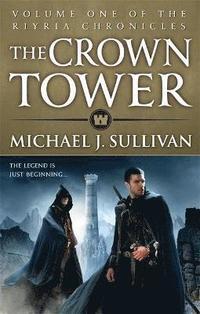 bokomslag The Crown Tower