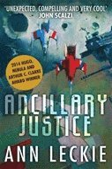 bokomslag Ancillary Justice