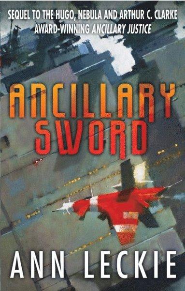 bokomslag Ancillary Sword
