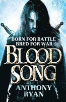 bokomslag Blood Song: Book 1 of Raven's Shadow