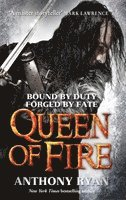 bokomslag Queen of Fire: Book 3 of Raven's Shadow