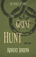 bokomslag The Great Hunt: Book 2 of the Wheel of Time