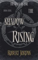 bokomslag The Shadow Rising: Book 4 of the Wheel of Time