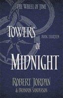 bokomslag Towers Of Midnight
