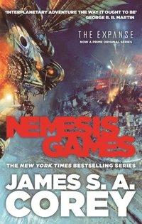 bokomslag Nemesis Games