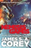 bokomslag Nemesis Games: Book 5 of the Expanse (now a major TV series on Netflix)