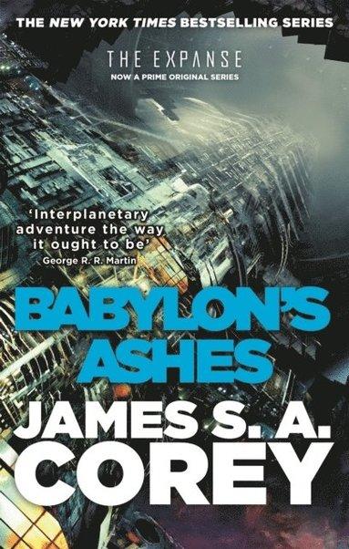 bokomslag Babylon's Ashes: Book Six of the Expanse