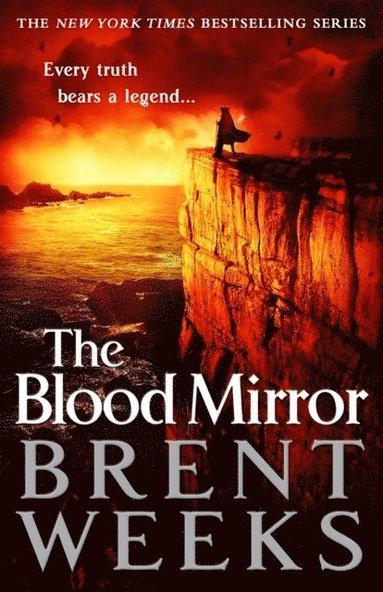 bokomslag The Blood Mirror: Book Four of the Lightbringer series