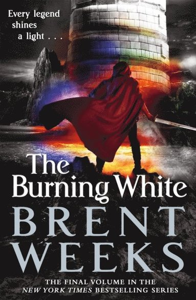bokomslag The Burning White