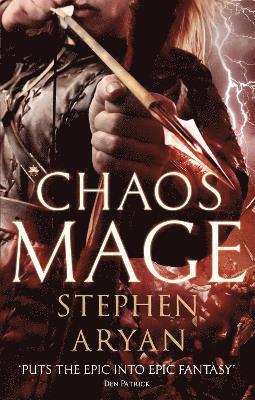 bokomslag Chaosmage