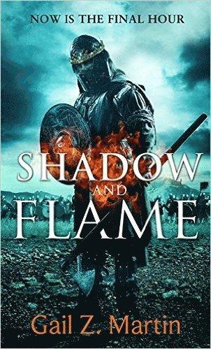 bokomslag Shadow and Flame: Book 4 of the Ascendant Kingdoms Saga