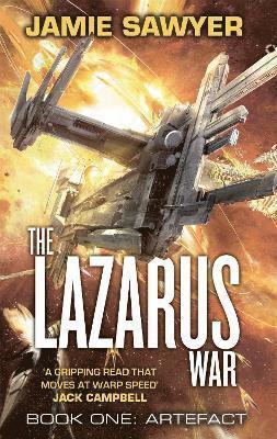 bokomslag The Lazarus War: Artefact: Lazarus War 1