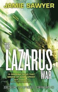 bokomslag The Lazarus War: Origins