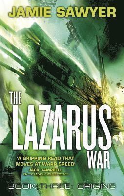 bokomslag The Lazarus War: Origins: Book Three of The Lazarus War