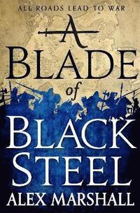 bokomslag Blade of black steel