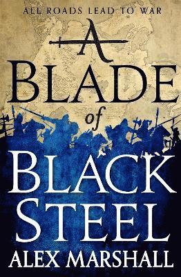 bokomslag Blade of black steel - book two of the crimson empire