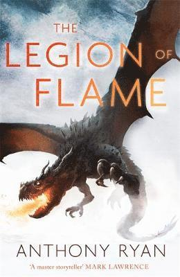 Legion of flame - book two of the draconis memoria
