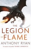 bokomslag The Legion of Flame: Book Two of the Draconis Memoria