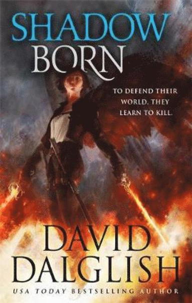 bokomslag Shadowborn: Seraphim, Book Three