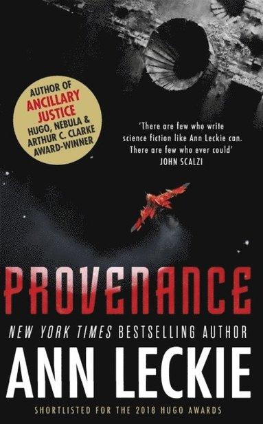bokomslag Provenance