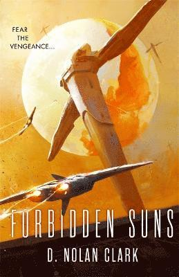 bokomslag Forbidden suns - book three of the silence