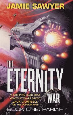 bokomslag The Eternity War: Pariah