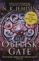 bokomslag The Obelisk Gate: The Broken Earth, Book 2, WINNER OF THE HUGO AWARD 2017