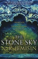 bokomslag The Stone Sky: The Broken Earth, Book 3, WINNER OF THE HUGO AWARD 2018