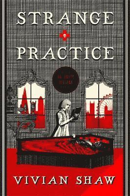 bokomslag Strange Practice: A Dr Greta Helsing Novel