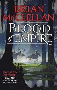 bokomslag Blood of Empire
