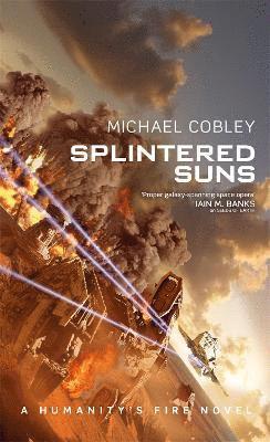 bokomslag Splintered Suns
