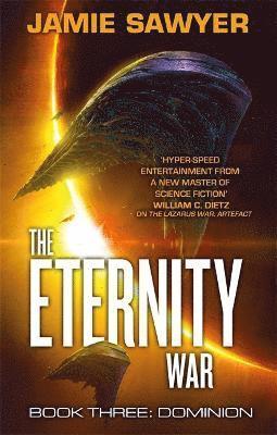 bokomslag The Eternity War: Dominion