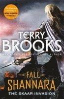 bokomslag Skaar Invasion: Book Two Of The Fall Of Shannara