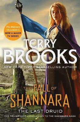 bokomslag The Last Druid: Book Four of the Fall of Shannara