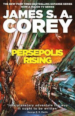 bokomslag Persepolis rising - book 7 of the expanse (now a major tv series on netflix