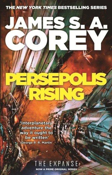 bokomslag Persepolis Rising: Book 7 of the Expanse (now a major TV series on Netflix)