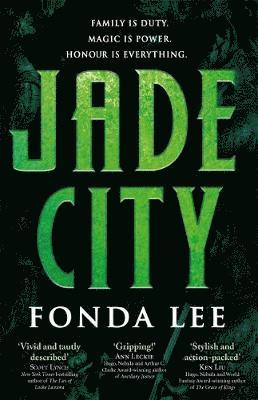 bokomslag Jade City